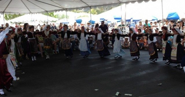 Cardiff Greek Festival - Top Things to Do in San Diego