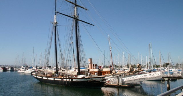 Tall Ship at Chula Vista Harbor Fest
