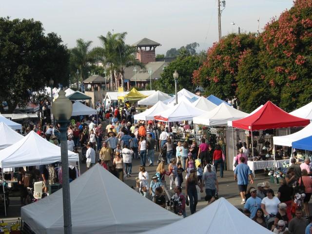 Carlsbad Village Faire San Diego 2013