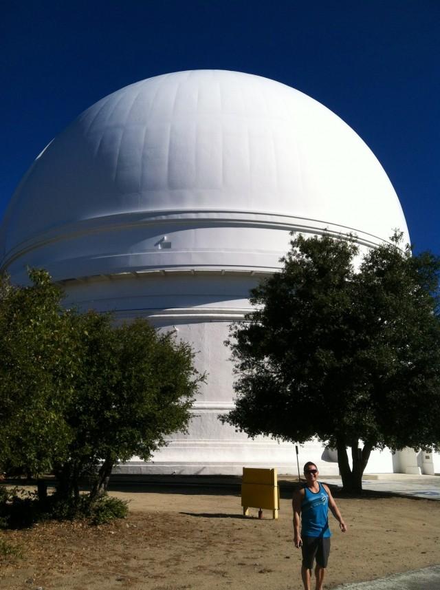 Palomar Observatory Dome
