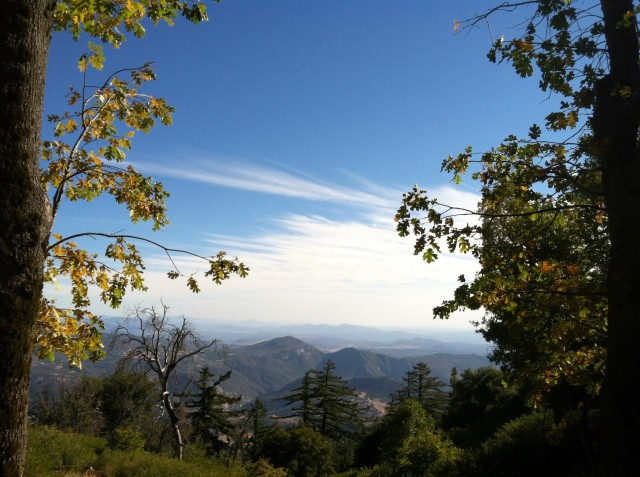 View from Mt. Palomar