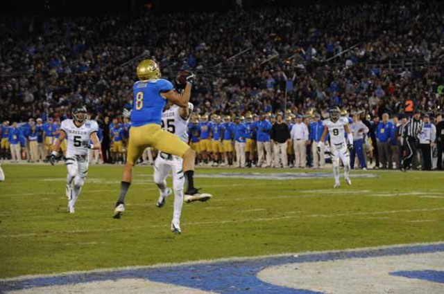 UCLA vs Baylor in the 2012 Holiday Bowl