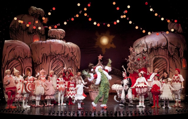 dr. seuss how the grinch stole christmas old globe theater san diego