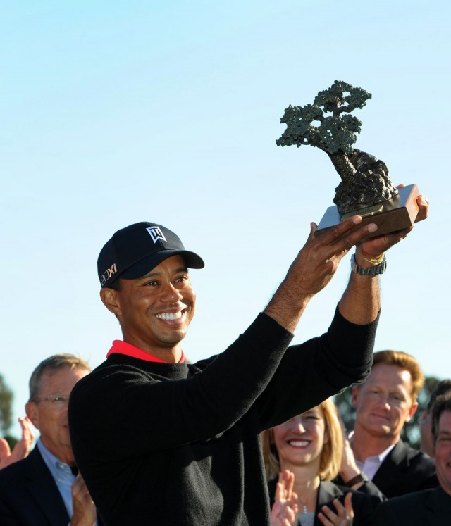 Farmers Insurance Open San Diego 2013 Torrey Pines Golf Course Tiger Woods