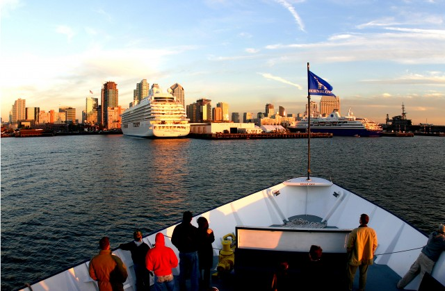 Hornblower Cruises and Events has new tour for blue whale watching in July and August.