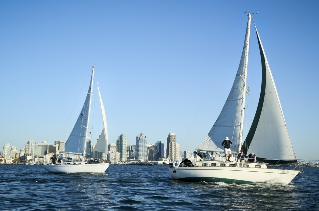 L&L City San Diego Sailing Tours courtesy Adam Feuerman Creative Cont