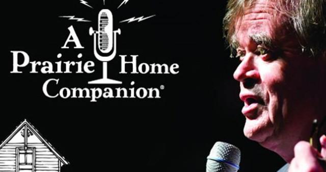 A Prairie Home Companion Live Radio Broadcast