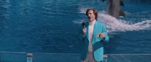 Ron Burgundy knows how to Stay Classy at SeaWorld San Diego