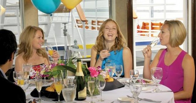 Champagne Cruise on San Diego Bay - Hornblower