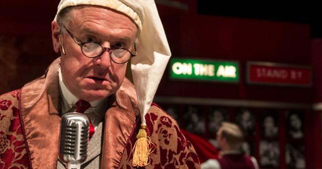 Scrooge - A Christmas Carol: A Live Radio Play at Cygent Theatre