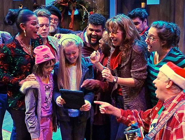 Festival of Christmas - Christmas on my Mind - Lamb's Players Theatre - Holiday Theatre