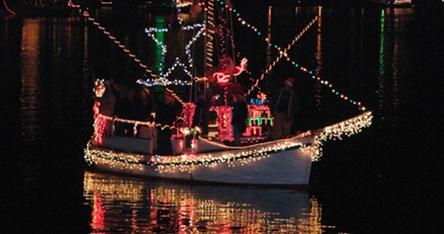 Oceanside Harbor Parade of Lights