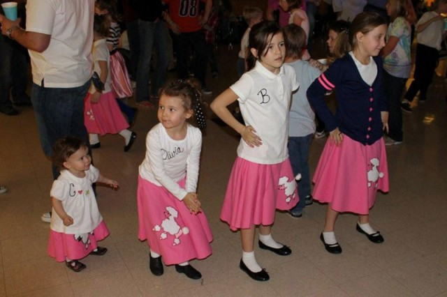 New Year's Eve Sock Hop