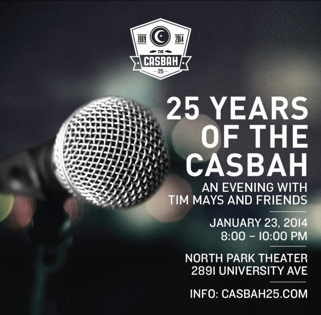 25 Years of the Casbah - Top Things to Do In San Diego