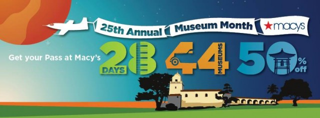 san diego museum month 2014
