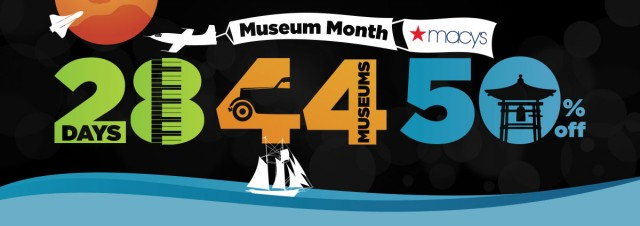 San Diego Museum Month: Half of Admission to 44 Museums