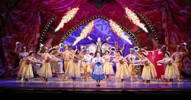 Disney's Beauty and the Beast at Broadway San Diego - Top things to Do