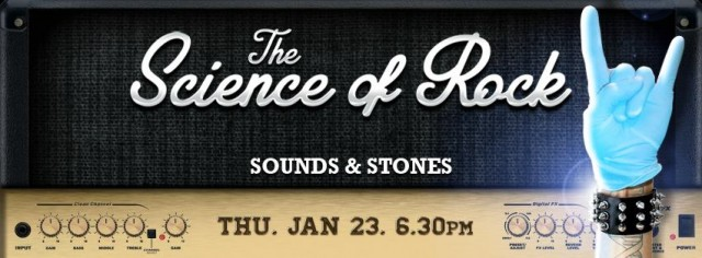 The Science of Rock at the Reuben H. Fleet Science Center