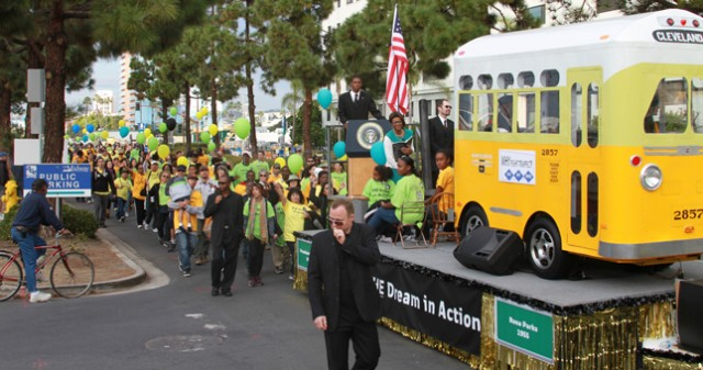 Martin Luther King Jr. Parade - Top Things to Do in San Diego