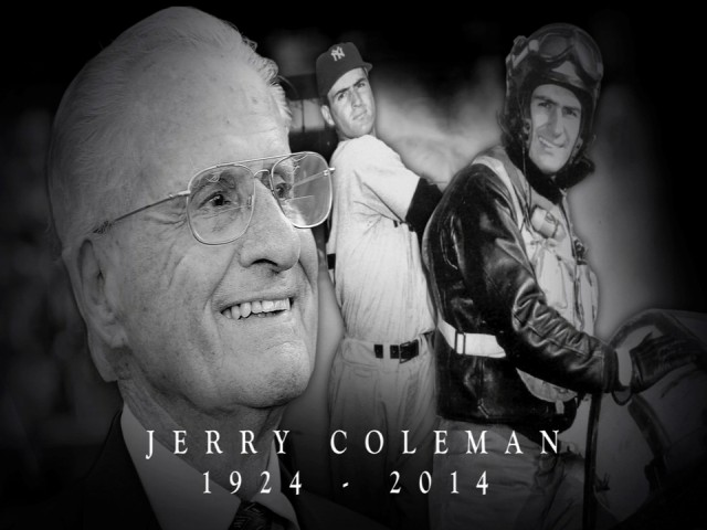 Padres' Jerry Coleman Memorial Service