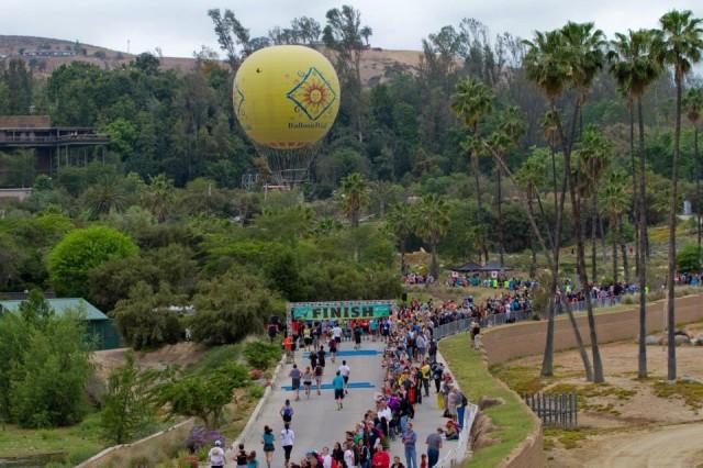 San Diego Safari Park Half Marathon