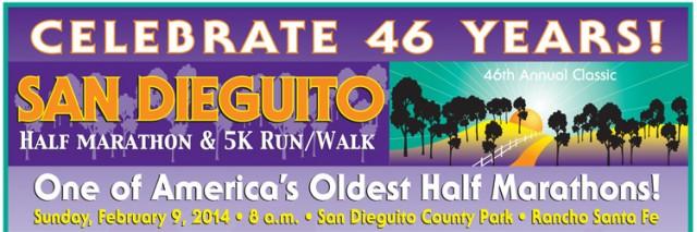 San Dieguito Half Marathon - Races in San Diego