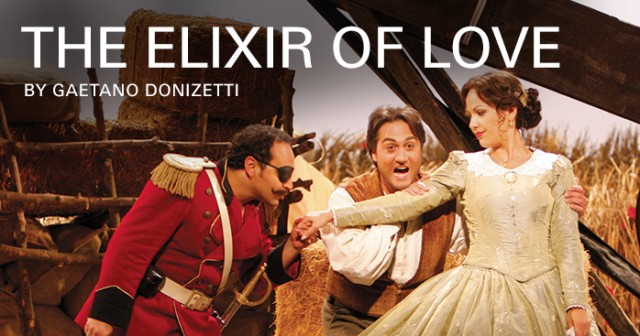 San Diego Opera Presents The Elixir of Love
