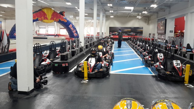 K1 Speed East Village