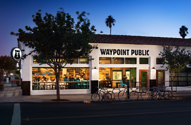 Waypoint Public - Family Friendly Dining