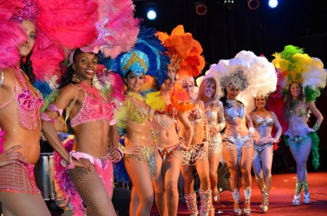 San Diego Brazil Carnival Mardi Gras