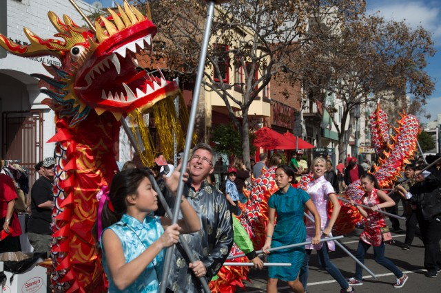 Chinese New Year Food & Cultural Fair - Top Things to Do in San Diego