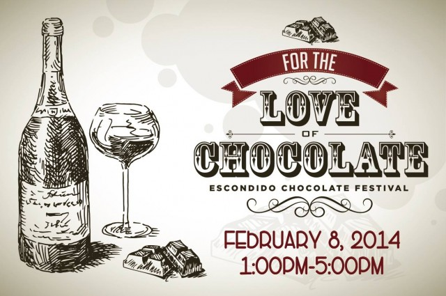 For the Love of Chocolate - Escondido Chocolate Festival 2014