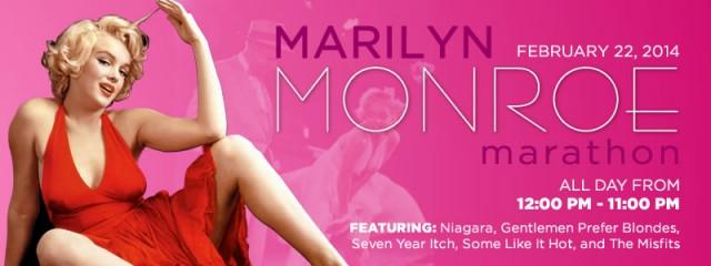 Marilyn Monroe Marathon