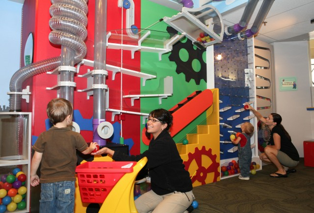Kid City at the Reuben H. Fleet Science Center - Rainy Day Escape