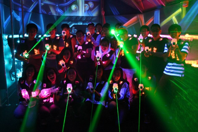 pics for gt laser tag kids