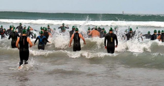 Run, swim, and bike your way across Coronado Island!