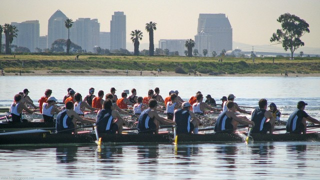Rowers - San Diego Crew Classic