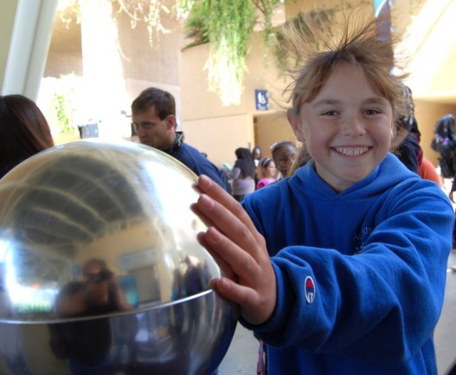 San Diego Festival of Science & Engineering EXPO Day