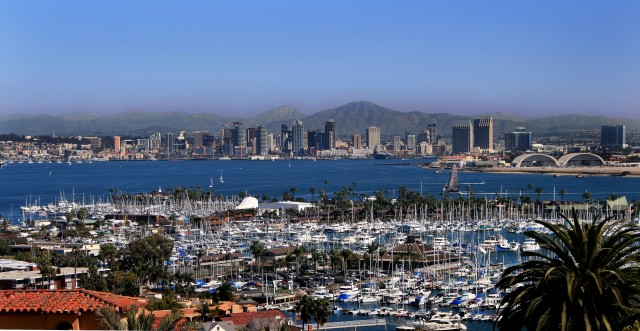 San Diego's Big Bay