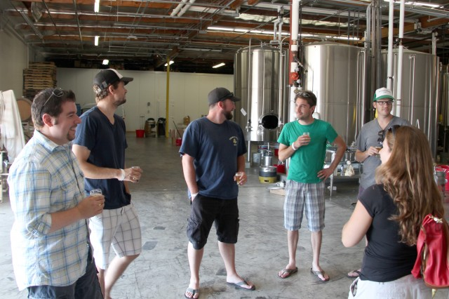 Brewery Tour with Summer of Brew Hop