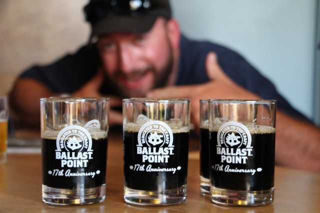 Two Thumbs Up - Ballast Point Brewing & Spirits - Old Grove