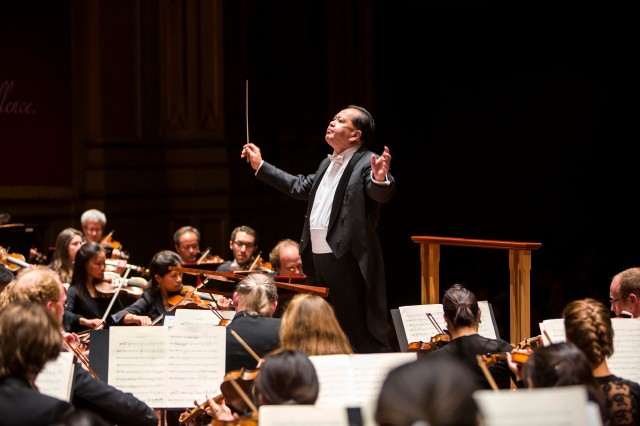 Jahja Ling conducts the San Diego Symphony