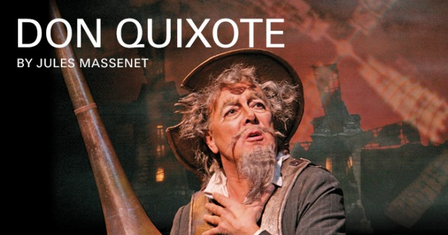 San Diego Opera Presents Don Quixote