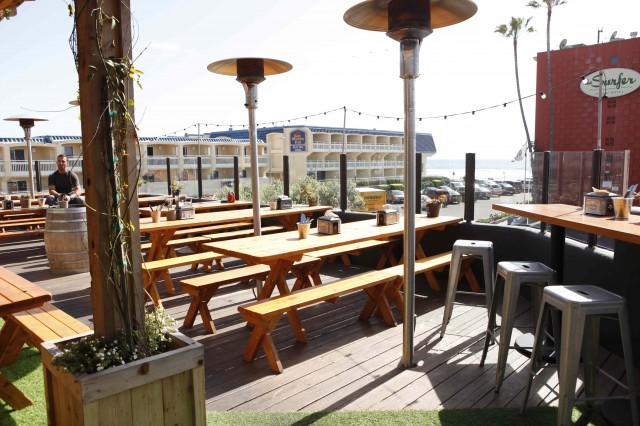 Amplified Ale Works - Pacific Beach - Brews with a View