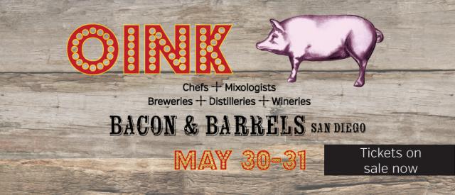 Bacon & Barrels San Diego