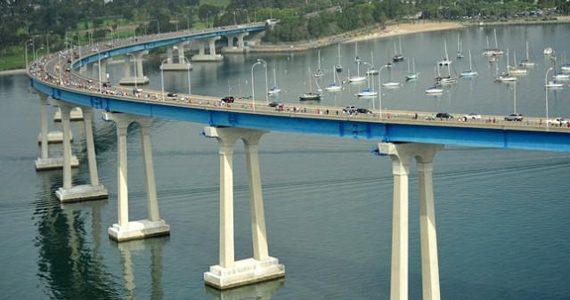 Navy's Bay Bridge Run Walk