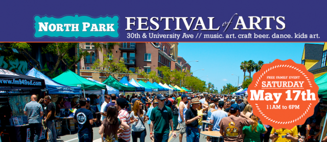 North Park Festival of the Arts & Craft Beer Block - Top Things to Do in San Diego