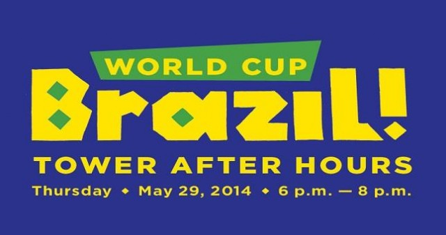 San Diego Museum of Man's Tower After Hours: World Cup Brazil