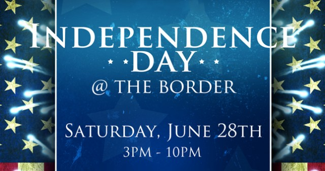 Independence Day at the Border