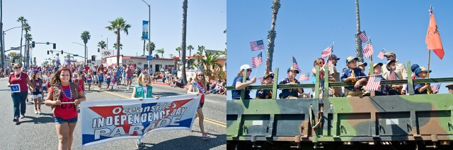 Oceanside Independence Day Parade